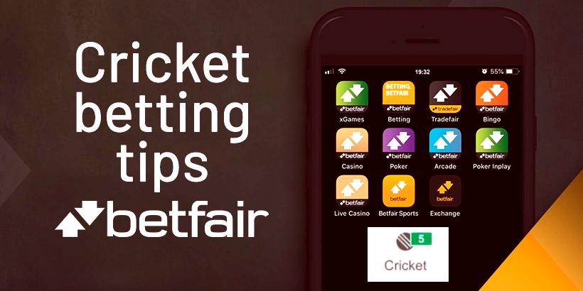 Betfair Cricket Betting