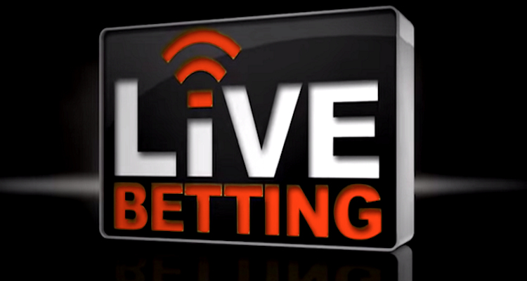 live betting lines
